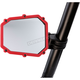Red Elite Series Mirror Accent Plates - 0640-1373