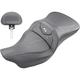 Black Extended Reach Road Carbon-Fiber Sofa Seat w/Backrest - 808-07B-186BR