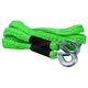 Green 14 ft. Tow Rope w/Hooks - 28816