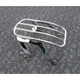 Chrome Detachable Solo Luggage Rack - 602-2511