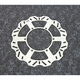 Steel Front Brake Rotor - 1711-1417