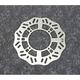Steel Rear Brake Rotor - 1711-1419