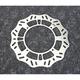 Steel Rear Brake Rotor - 1711-1420