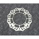 Steel Rear Brake Rotor for Sherco - 1711-1429