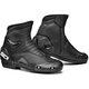 Black Mid Performer Boots