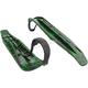 Black/Green Attack Skis - 04-50106