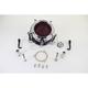 Chrome Exposed Air Cleaner Kit - 34-1712