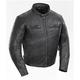 Black Sprint TT Leather Jacket