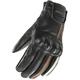 Black/Brown/Cream Dakota Leather Gloves