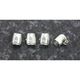 Silver Finisher Hose  - 22-JHF06-SL-4