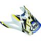 Blue Visor for VX-Pro 4 Slash Helmet - 802256