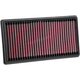 OE Replacement High-Flow Air Filter - BM-1019