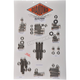 Polished Stainless Steel Custom Transformation II Kit - DE6067HP