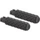 Black Fusion Air Trax Footpegs - I-1304