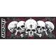 Skull Floormat - 9905-0108