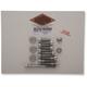 Polished Stainless Socket Cap Motor Mount Bolt Kit - DE5437SCHP