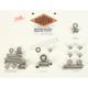 Polished Stainless Steel Custom Transformation III Kit - DE6049HP