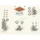 12-Point Polished Stainless Steel Custom Transformation III Kit - PB639S
