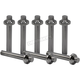 12-Point Polished Stainless Head Bolt Kit - PB437S
