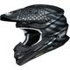 Matte Black/Gray/White VFX-EVO Faithful TC-5 Helmet