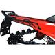 Black Hide N Go Rear Bumper - 183-234