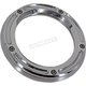 Chrome Aluminum Assault Derby Cover - TM-0040CH