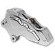 Chrome 6-Piston Brake Calipers for 13 in. Rotors - LHVICC6013