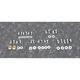 Plastic Fastener Kit - YAM-9802201