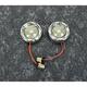 Chrome ProBEAM Bullet Ringz Turn Signals w/Smoke Lens - PB-BR-RR-57-CS