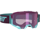 Aqua Velocity 4.5 Iriz Goggles w/Purple Mirror Anti-Fog Lens - 8020001095