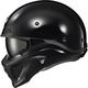 Black Covert-X Helmet