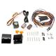 Handlebar Wiring Harness w/Black Switch Housing - GMA-HBWH-SW-B