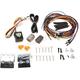 Handlebar Wiring Harness w/Polished Switch Housing - GMA-HBWH-SW-OP