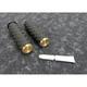Brass Fusion Air Trax Grips - 07-355