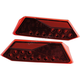 Red LED Taillight - 2001-2232