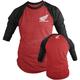 Red/Black Honda Long Sleeve T-Shirt