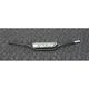 Black 7/8 in. Carbon Steel Handlebar - 0601-4969