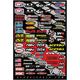 Universal MX Logo Sheet - 40-90-113