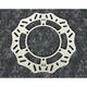 Steel Rear Brake Rotor - 1711-1428