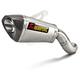 Carbon Fiber Titanium Slip-On Line Muffler - S-K9SO7-ASZT