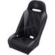 Black/Gray Diamond Extreme Seat - EBUGYBD20