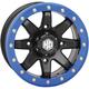 14 in. Blue HD9 Beadlock Ring - 14HB9R7