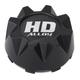 Matte Black Universal Center Cap - CAPHD6156MB