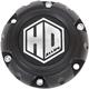 Matte Black Universal Center Cap  - CAPHD7110-MG