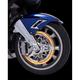 Chrome LED Rotor Covers - 48300