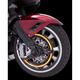 Black LED Rotor Covers - 48301