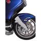 Chrome Fork Leg Covers - 78120
