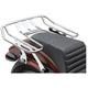 Chrome Wrap Around Luggage Rack - 602-2611