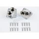 Chrome Tappet Block Set - 18600-66B