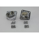 Zinc Plated Tappet Block Set - 10-8173